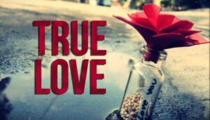 एक ऐसा था जिसने मुझे प्यार के सही मायने बता दिए।